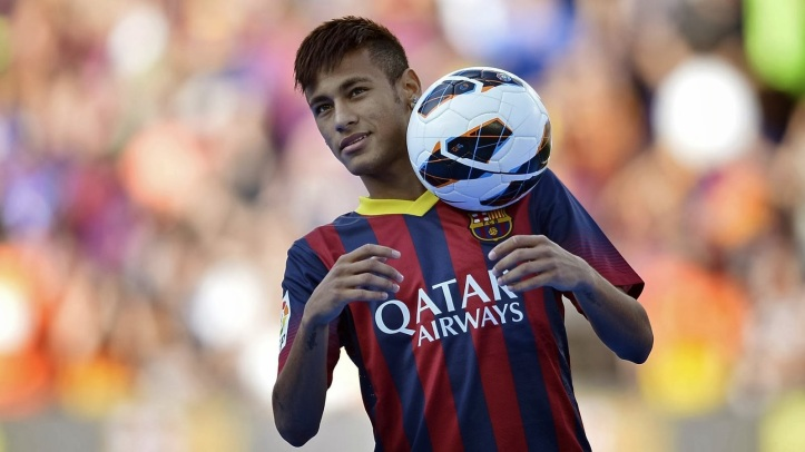 Neymar JR - The Best Bacelona Football Player HD Wallpaper