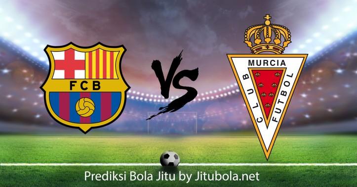 Prediksi bola Barcelona vs Real Murcia