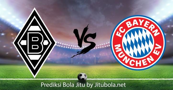 Prediksi bola Borussia M'gladbach vs Bayern Munchen