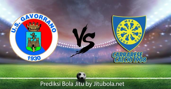 Prediksi Bola Jitu Gavorrano VS Carrarese