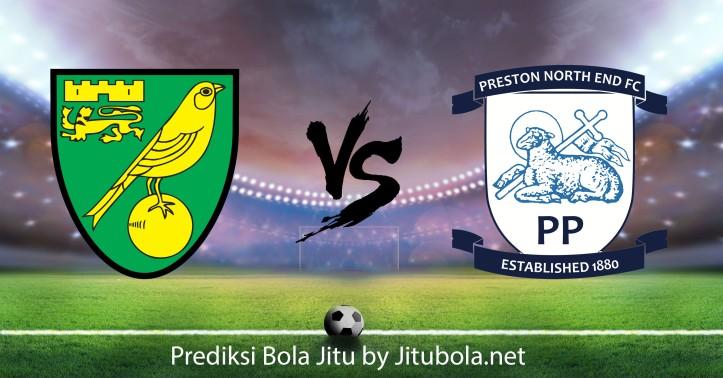 Prediksi Bola Jitu Norwich City VS Preston North End