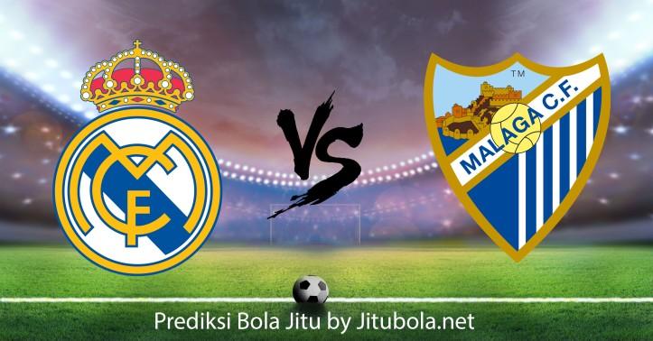 Prediksi bola jitu Real Madrid VS Malaga