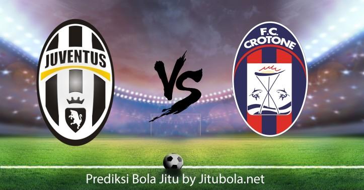 Prediksi bola Juventus vs Crotone