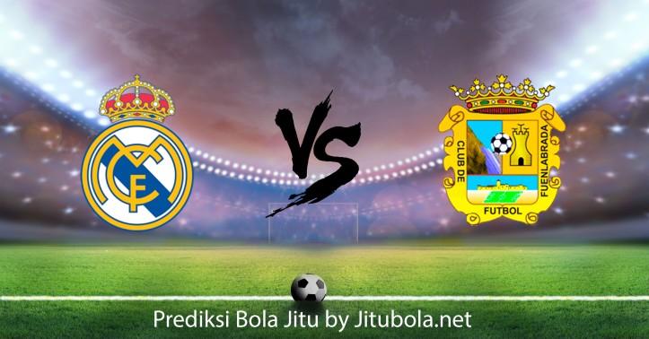 Prediksi bola Real Madrid vs Fuenlabrada