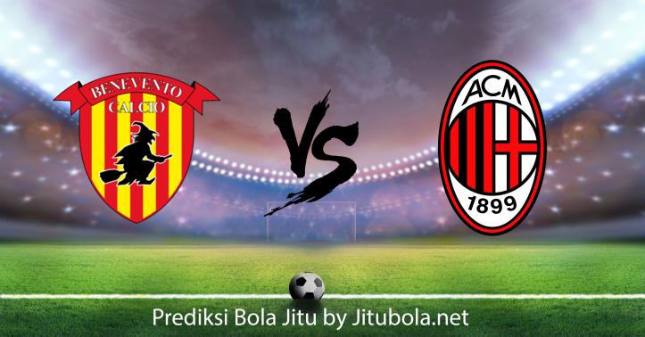 Prediksi bola Benevento vs AC Milan png